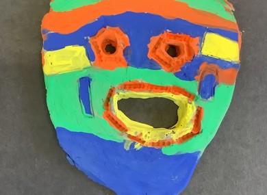 Finished masks (2)