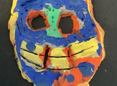 Finished masks (7)